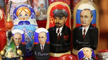 Putyin ideológusa: Putyin olyan fontos, mint Lenin