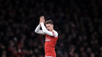 A legjobban fizetett brit játékossá teszi Ramsey-t a Juventus
