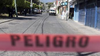 Eltűnt rendőrök holttestét találhatták meg Mexikóban