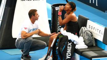 Szakított edzőjével a világ legjobb teniszezője