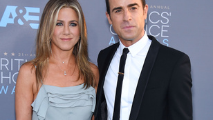Justin Theroux egy nagyon kedves poszttal köszöntötte fel Jennifer Anistont