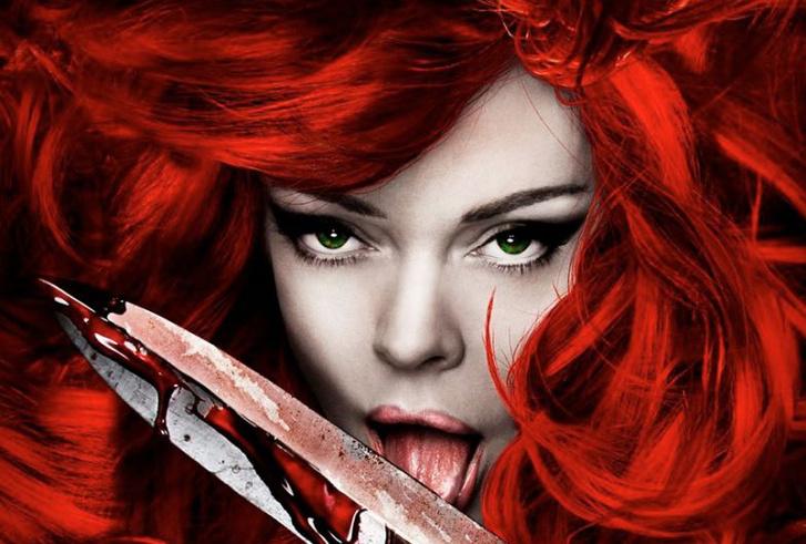 2009-ben ezzel a képpel hirdették a Rose McGowannel (nem) készülő filmet