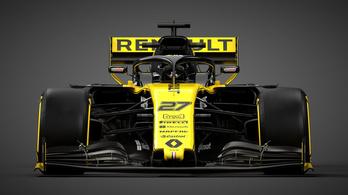 Ricciardo első Renault-ja megérkezett