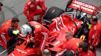 Hiába a tiltás, újra jön a dohánypénz az F1-be