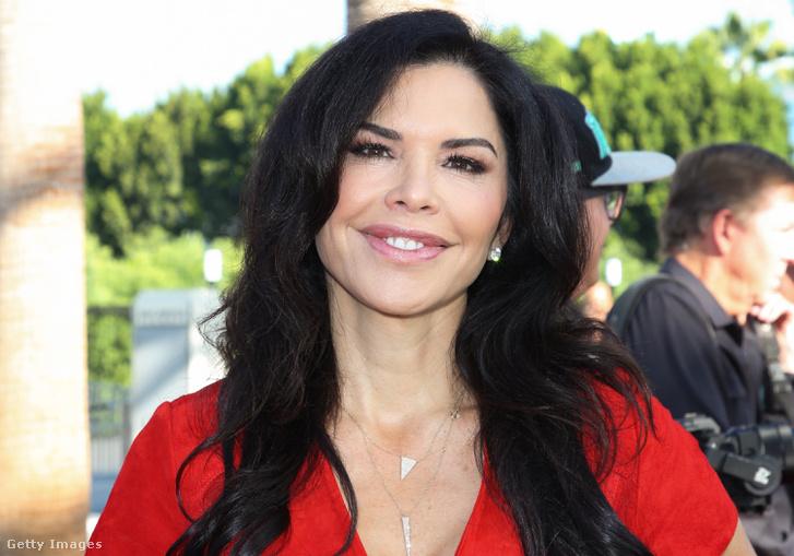 Lauren Sanchez 2018 szeptemberében