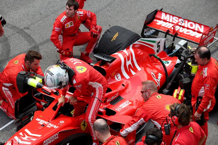 A kifogásolt Ferrari-szponzor