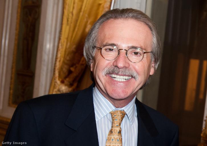 David Pecker 2012 januárjában