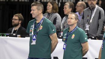 Csoknyai és Matics maradt a férfi kézilabda-válogatott élén