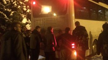 Halálfélelmük volt a román buszon, kárpótlásra nem számíthatnak a magyar síelők