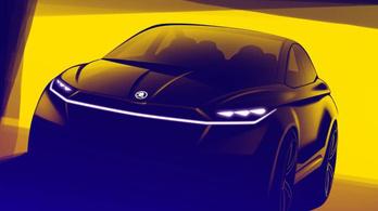 Vázlatokon a következő álom-Škoda