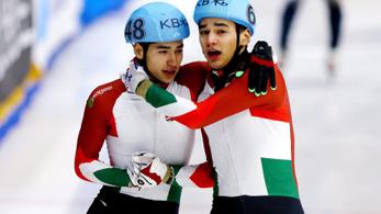 A Fradiba igazolhatnak az olimpiai bajnok Liu testvérek