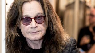Ozzy Osbourne intenzív osztályra került, felesége nyilatkozott az állapotáról