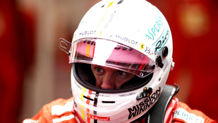 Sisakkáosz jöhet az F1-tesztre