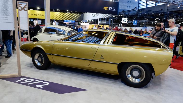 Ha valaki észrevesz némi hasonlóságot a BX-szel, az nem véletlen, hiszen az a későbbi, középkategóriás Citroen is Bertone-terv