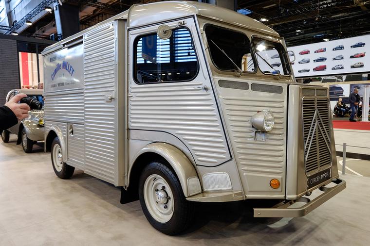 Végtelen soká (1947-81) gyártott Type H