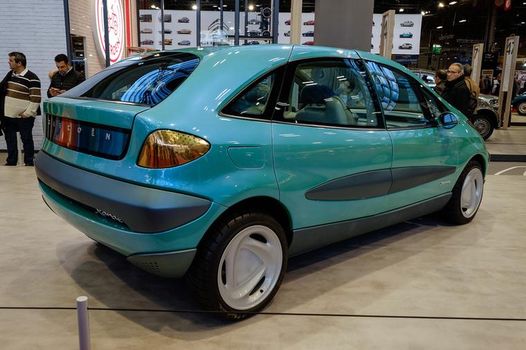 Hihetetlen, hogy a Citroennél már 1994-ban, a Xanae első bemutatásánál megvolt, hogy öt évvel később mivel tarolnak majd a piacon