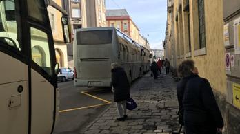 MÁV: Az utasok türelemmel viselik a vonatpótlást