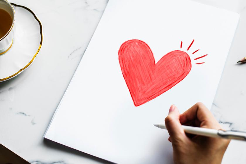 7 rajz a szeretetről, amit mindenkinek látnia kell - Nemcsak Valentin-napon