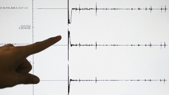 Óriási földrengés volt Törökországban, senki sem vette észre