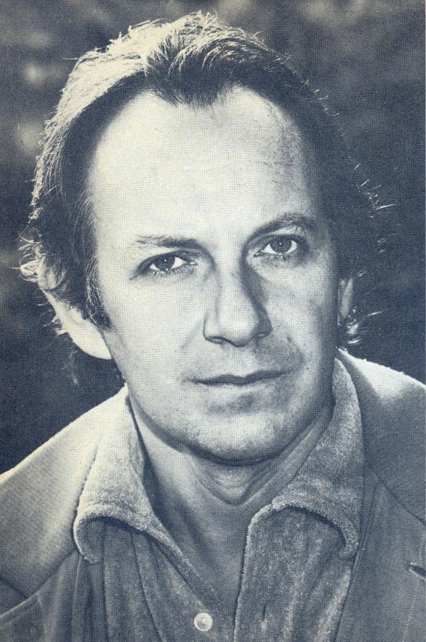 Tandori Dezső fiatalon.