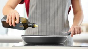 Fogadjunk, hogy rosszul használod az olívaolajat