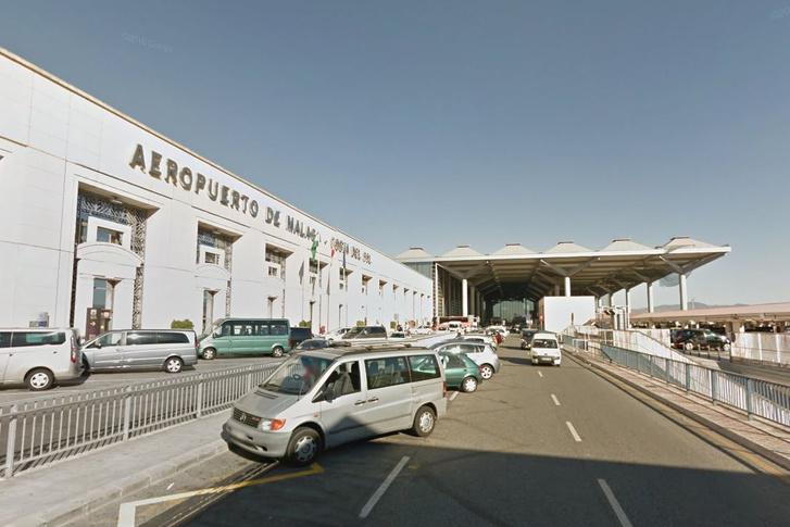 Malagai repülőtér