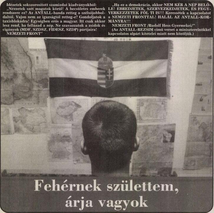 A Népszabadság 1992. november 7-i száma.