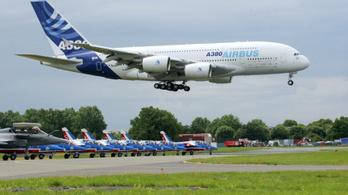 Befellegzett az A380-nak