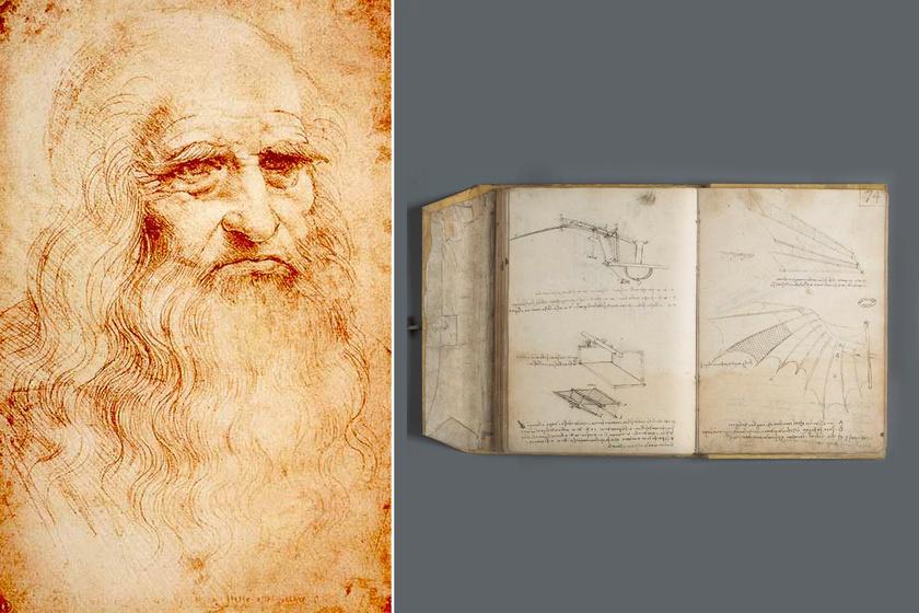 Leonardo Da Vinci több találmánya sem illik a képbe: elképesztő, miket tervezett