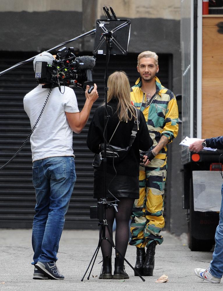 Bill Kaulitzról még két képünk van, és az az információink, hogy korábban szólókarrierbe kezdett, BILLY néven lép fel szólóban.