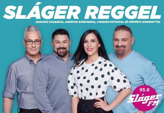 Slager reggel 2019
