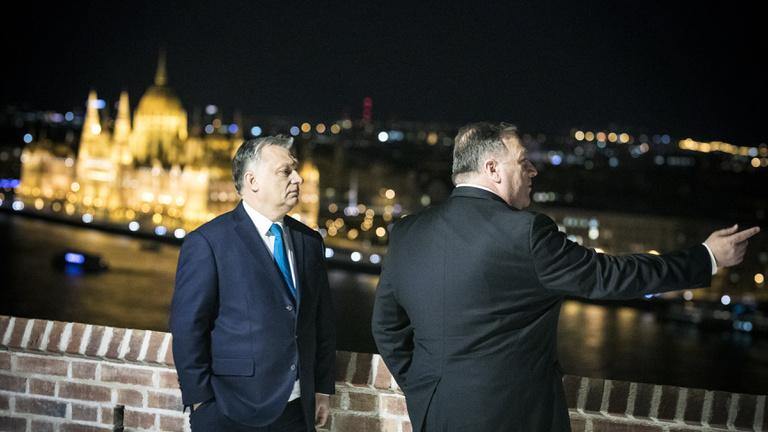 Orbán nem alapozza a katonai biztonságot a NATO-ra