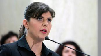 Romániában gyanúsítottként idézték be az EU-s főügyészi tisztségre pályázó Laura Codruta Kövesit