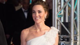 Katalin hercegné háromszor volt királyi őméltóságához hűen gyönyörű