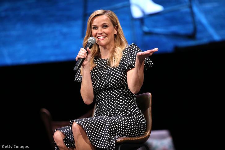 Reese Witherspoon, az Apple egyik totemállata
