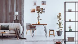 Így lehet egyszerre stílusos és rendezett az otthonod