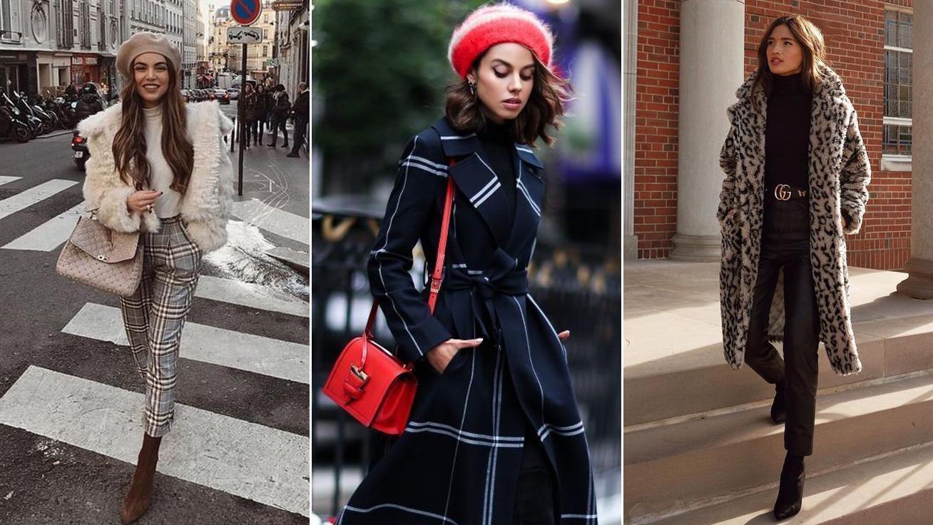 822e39a5dd18 A sok ruha ellenére is sikkesek maradnak a párizsi nők - Hogy csinálják,  hogy télen is ilyen nőiesek?