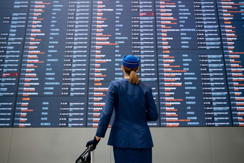 Amikor az utazással keresel pénzt: így lehet valakiből légiutas-kísérő