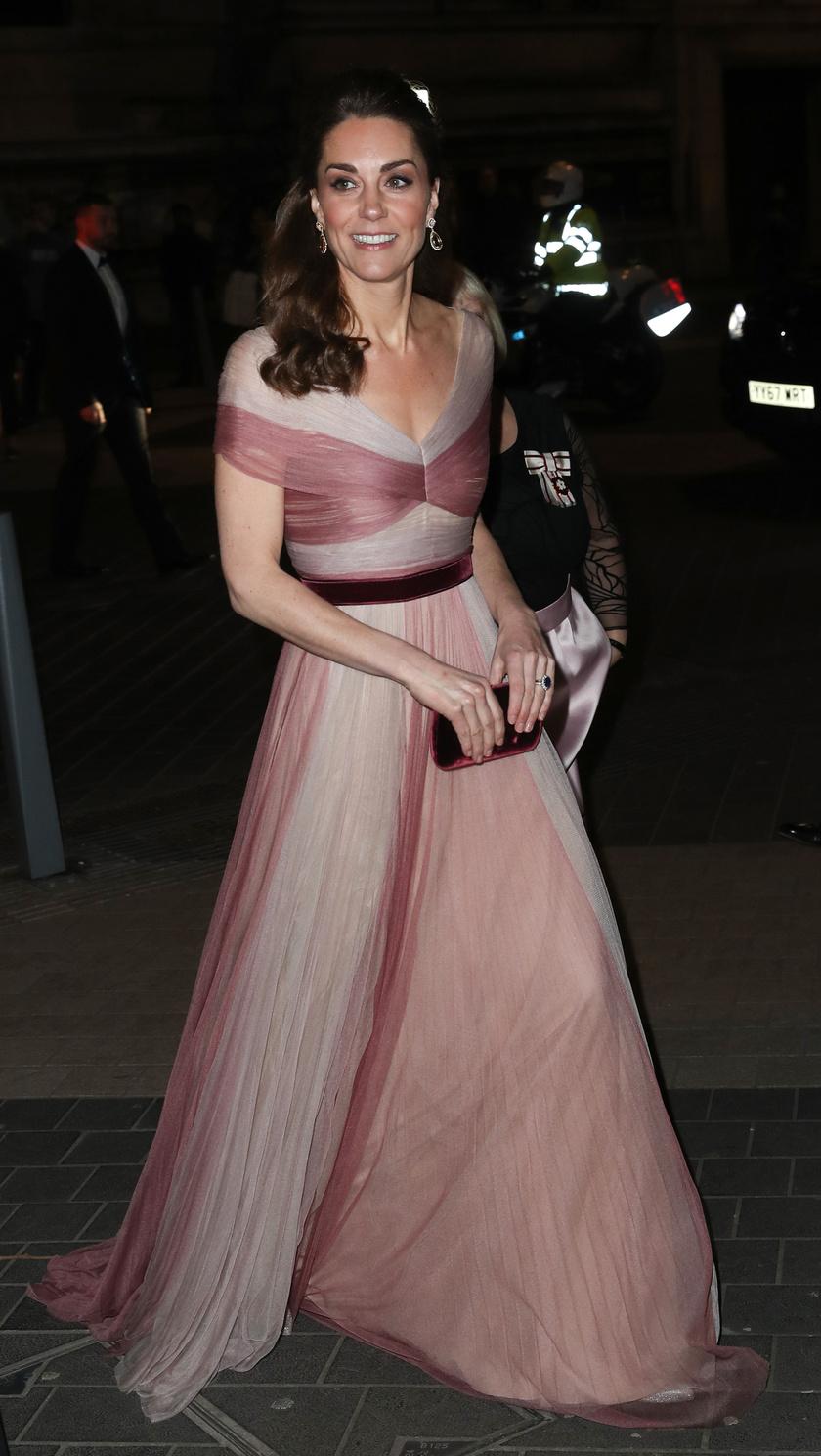 Katalin hercegné ezzel a ruhával minden várakozást felülmúlt.