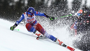 Hiába volt Shiffrin a favorit, szlovák világbajnoka van az alpesi sínek