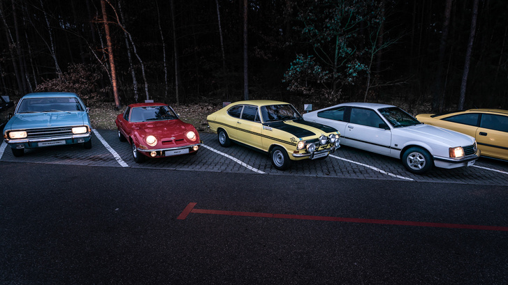 Kívánatos Opel youngtimerek lámpa összehasonlításra várva