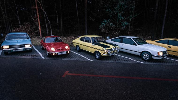 A világítás 120 éves fejlődése az Opelnél