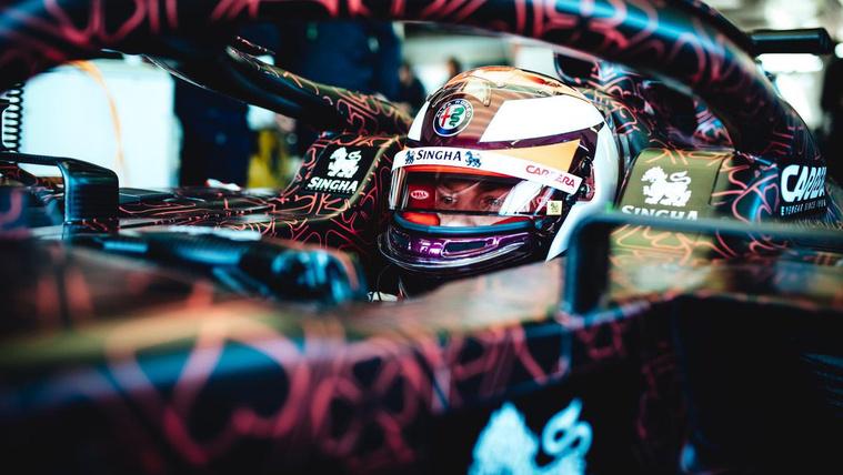Räikkönen csapattársa nélkül nem indult volna be az Alfa