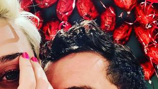 Katy Perryt eljegyezte Orlando Bloom