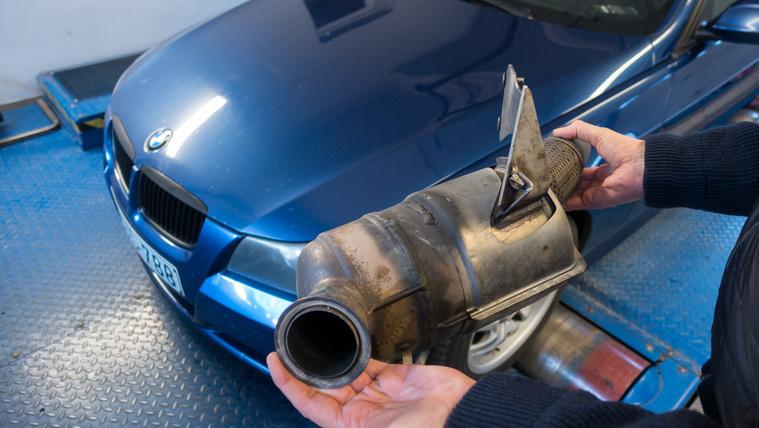 Ennyit számít a BMW-nek az új részecskeszűrő