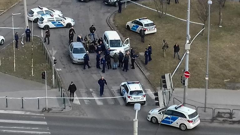 Csak a rendőrök lőttek, nem volt tűzharc