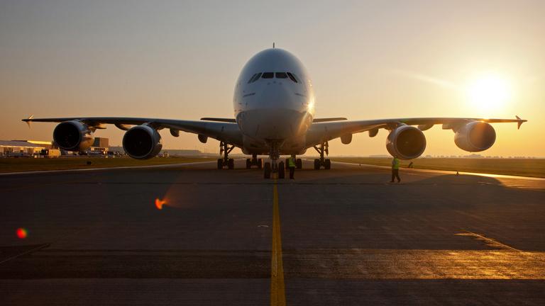 Ég veled, A380!