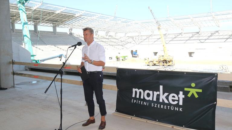 A Market-vezér beszáll a magyar Mekibe