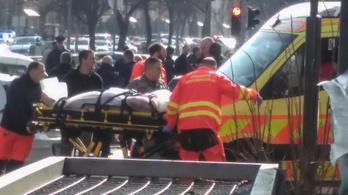 Életveszélyes állapotban vitték kórházba a szökött rabot