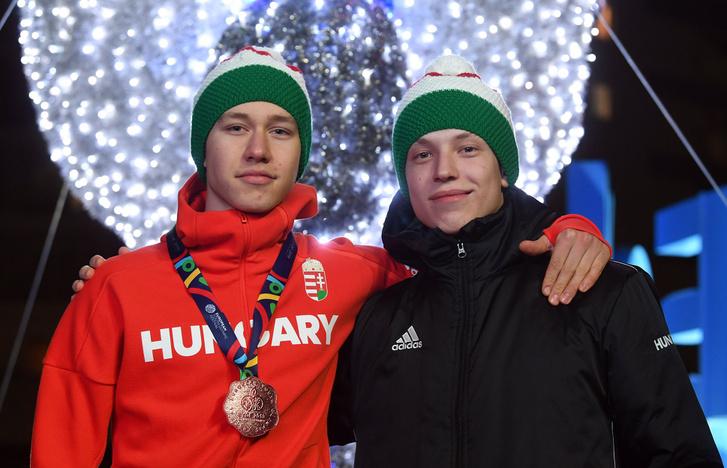 Bontovics Balázs és Talabos Attila